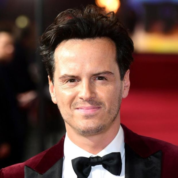 Golden Globes 2020: Andrew Scott has been nominted for playing the 'hot priest' in Fleabag. Photograph: Ian West/PA