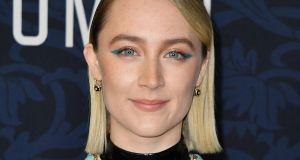 Golden Globes 2020: Saoirse Ronan's nomination puts her on track for a fourth Oscar nod in January. Photograph: Angela Weiss/AFP via Getty