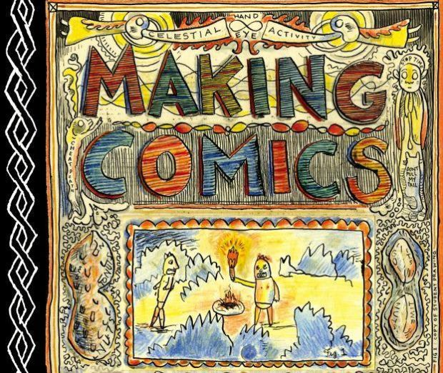 Making Comics isn't merely a prospectus on how to encourage your inner artist, it's a manifesto for using comics to become a better person, and an atlas for a more kind and creative world.