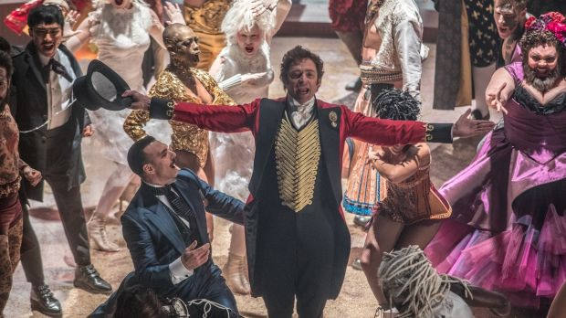 You can sing along with The Greatest Showman in Portlaoise and Newbridge