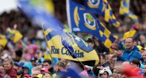 A tranche of clubs around the country are also mirroring Roscommon's template in the hope of raising much-needed funds for their own local facilities.  Photograph: Laszlo Geczo/Inpho