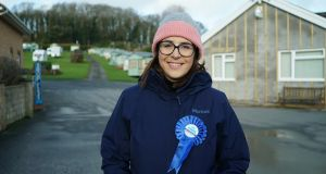 First-time Tory candidate Fay Jones. Photograph: Enda O'Dowd