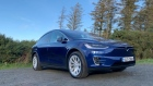 Our Test Drive: the Tesla Model X Long Range
