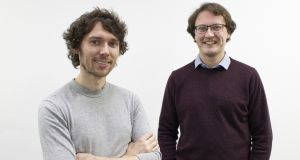 Tines co-founders Eoin Hinchy and Thomas Kinsella