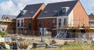 Between 2009 and 2018 an average of just  10,500 homes were completed per year