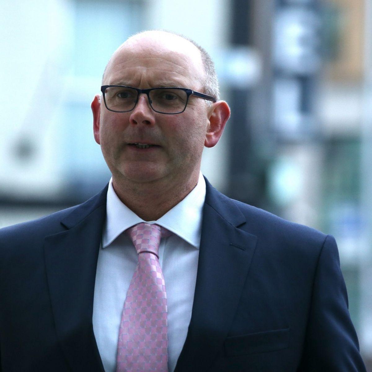 Garda Came Forward To Strike Rte Cameraman Reporter Says