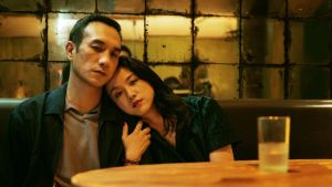 Jue Huang and Tang Wei in Long Day's Journey into Night