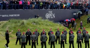 Researchers found the championship, which was won by Shane Lowry, had directly injected £45 million (€54 million) into the North's economy. Photograph: Oisin Kendry/INPHO