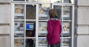 In pressure zones rents cannot be increased by more than 4% per year. File photograph: Getty