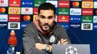 Manchester City midfielder Ilkay Gundogan: 'If you are successful and have won so many things sometimes you lose focus.' Photograph:   Denis Lovrovic/AFP via Getty Images