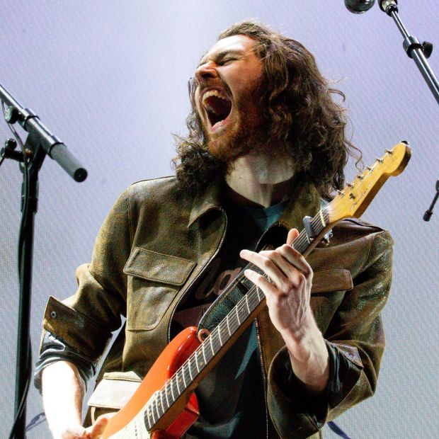 Hozier. Photograph: Tom Honan