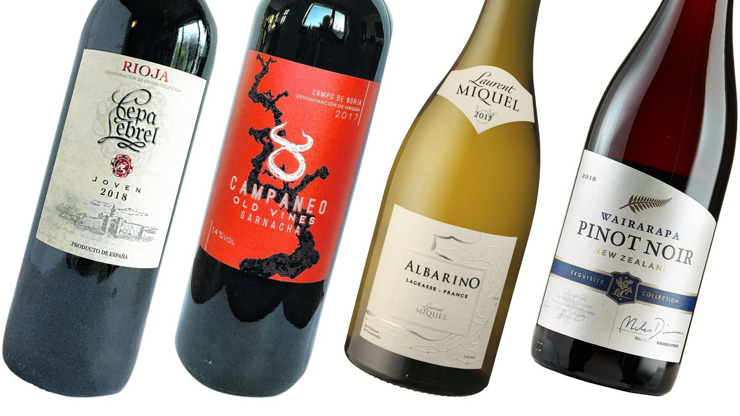 Four Wines To Try If Dry January Is Not For You