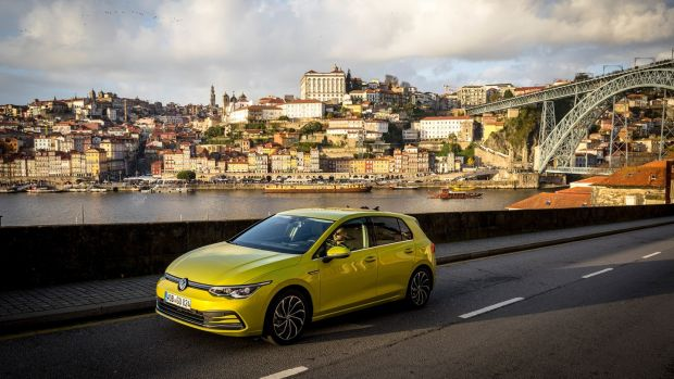 Up against the ID.3 – a car that VW executives simply can't allow to fail – it is starting to look like the Golf will be playing second fiddle for the foreseeable future. Photograph: Volkswagen