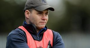 Na Fianna manager Dessie Farrell will take over from Jim Gavin as Dublin boss. Photograph: Laszlo Geczo/Inpho