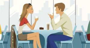 'So have you any secrets you want to share?' Photograph: iStock