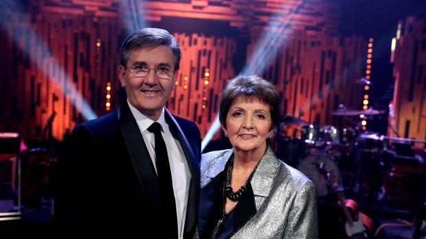 Daniel O'Donnell and Margo O'Donnell on Opry le Daniel