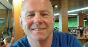 David Douglas (55) was shot six times as he took a meal break at the counter in his partner's shop, Shoestown, on Bridgefoot Street, Dublin 8.
