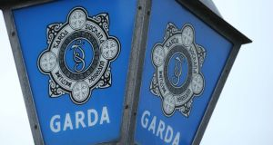 A man in his 20s has died after a single vehicle crash on the outskirts of Cork city in the early hours of Sunday. Photograph: Collins.