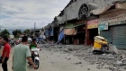 Strong quake in Philippines kills one, injures several