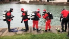 Dublin 'Santa' scuba divers raise funds for RNLI