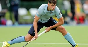 Guy Sarratt was on target for UCD in the 8-0 mauling of Annadale. Photograph: Laszlo Geczo/Inpho