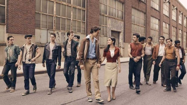 Steven Spielberg's remake of West Side Story