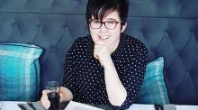 Lyra McKee:  was shot dead  during riots in the Creggan area of Derry in April. PSNI/AFP/Getty Images