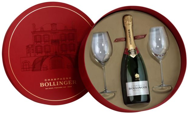 The Bollinger hatbox