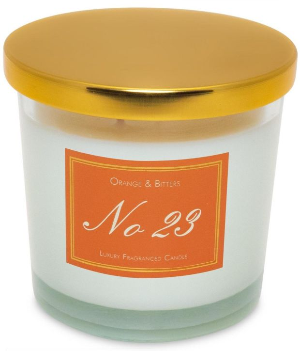 Orange & Bitters candle