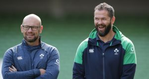 Former Ireland scrum coach Greg Feek has joined the All Blacks set up. Photo: Billy Stickland/Inpho
