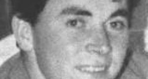 Fergal Caraher (20) was killed when British soldiers opened fire at a checkpoint in Cullyhanna, Co Armagh, on December 30th, 1990.