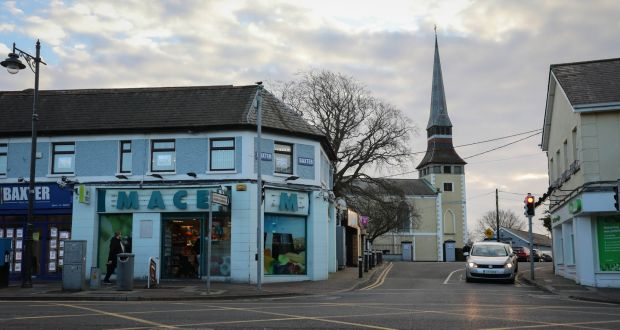 The centre of Blanchardstown village. Photograph: Crispin Rodwell/The Irish Times