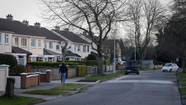 Coolmine Boulevard near Blanchardstown village. Photograph: Crispin Rodwell/The Irish Times