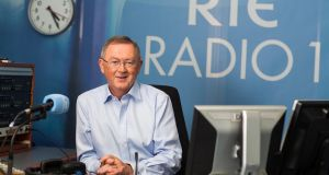 Today with Sean O'Rourke on RTÉ Radio 1, weekdays at 10am