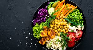 DCU runs  healthy food and cooking courses for students, one of its healthy eating initiatives. Photograph: iStock
