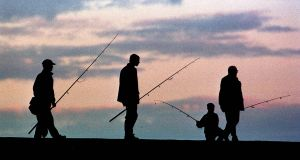 The rod licence for trout and coarse fishing was introduced in the Fisheries (Amendment) Act 1987 and led to a bitter split among anglers throughout the country.  Photograph: Joe O'Shaughnessy/The Irish Times