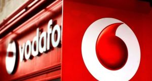 Vodafone, which is the largest mobile operator in the Republic, has 2.3 million customers in total