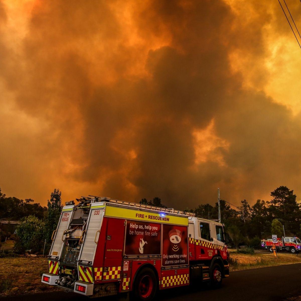 Katastrofalni požar u Australiji Image