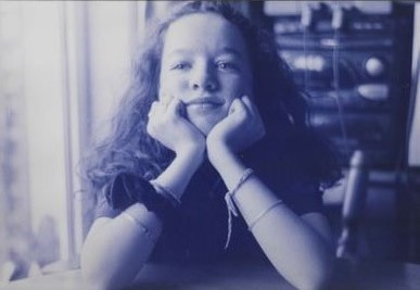 Gráinne Keyes, who died at the age of 15 on January 3rd, 2002