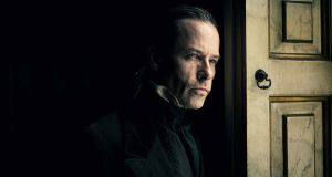 Guy Pearce as Ebenezer Scrooge in the Dickens classic, A Christmas Carol