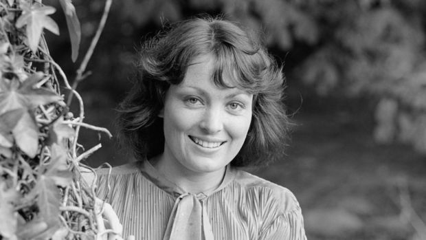 RTÉ broadcaster Mary Kennedy in 1981