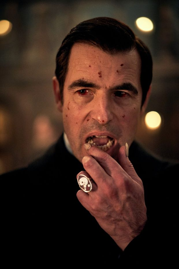 Claes Bang in Dracula