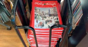 "'I was trying to explain the Holly Bough to people who are not from Cork . . . it is like being asked to go on the Late Late Show."" Photograph: Holly Bough/Facebook"