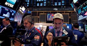 In an indication of a positive start on Wall Street, the S&P 500 e-mini futures gained 0.12 per cent.