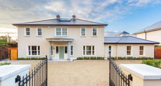 Glenbeigh, on Torquay Road in Foxrock, was sold for €2.5 million on December 18th