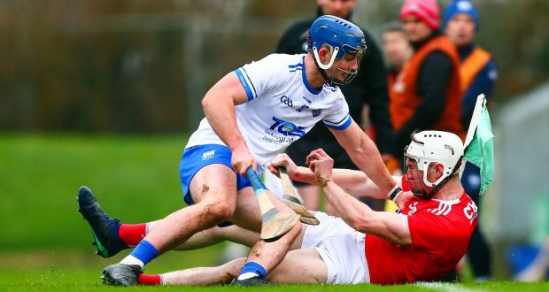 Cork see off Waterford to reach league final - The Irish Times