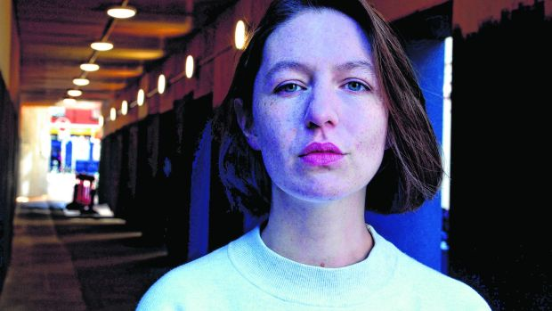 Sally Rooney: far and away the bestselling Irish author in Britain. Photograph: Cyril Byrne