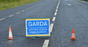Two-thirds of all fatalities occur on country roads. Photograph: Alan Betson/The Irish Times