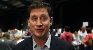 Green Party leader Eamon Ryan: 'It is what it says on the tin.' File photograph: PA