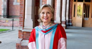 Hillary Clinton has been appointed as the new chancellor of Queen's University Belfast.